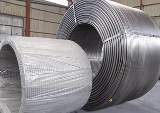 Alloy Cored Wire